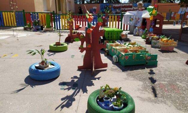 La Escuela Infantil de Torrelaguna y su labor educativa en el Año Internacional de las frutas y verduras