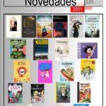 Junio en la Biblioteca Juan de Mena