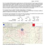 Situación epidemiológica en Torrelaguna a 13 de julio