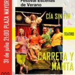 Carreta y Manta, Teatro familiar
