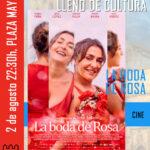 Cine de verano: La boda de Rosa