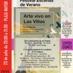 ARTE EN LAS VILLAS en la Plaza de Torrelaguna
