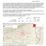 Informe Covid-19 en Torrelaguna a 6 de julio