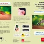Información sobre el mosquito tigre
