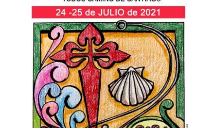 Torrelaguna participa en la elaboración de la ALFOMBRA MUNDIAL DEL XACOBEO 21-22