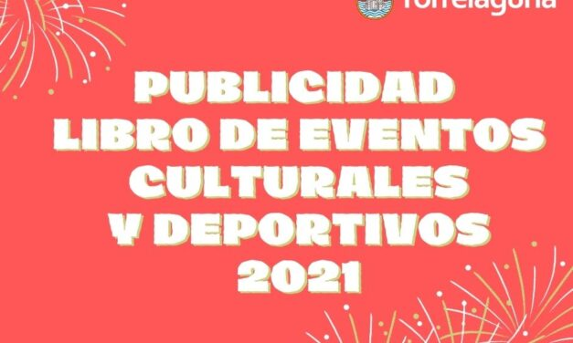 Programación de eventos culturales y deportivos previstos para la última semana de agosto y la primera semana de septiembre 2021