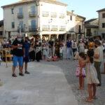 Torrelaguna disfrutó de una tarde de Arte en Vivo en la Plaza Mayor