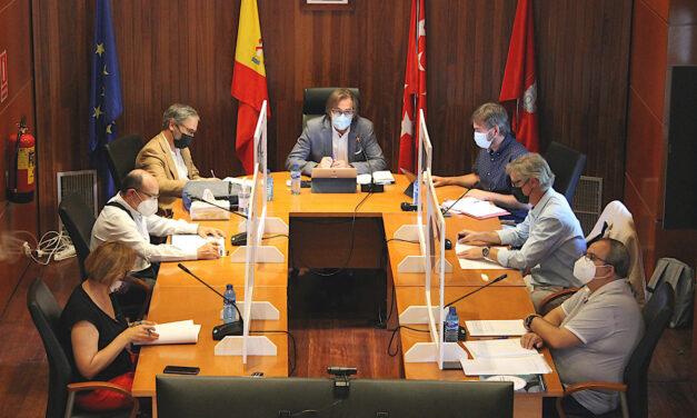 Reunión de la Comisión de Mancomunidades de la FEMP en Torrelaguna