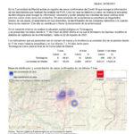 Situación epidemiológica en Torrelaguna – 24 de agosto