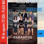 "Lunes de cine en Torrelaguna – ""Parásitos"""