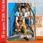 """Concierto de """"Bluetones Next Station"""" – 26 de agosto"""