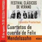 "Concierto del ""Ensemble Praeteritum"" en Torrelaguna"