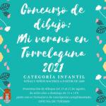 "Concurso de dibujo ""Mi verano en Torrelaguna 2021"""