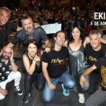 EKILIQUÁ' en concierto – Torrelaguna, 6 de agosto de 2021