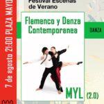 MyL 2.0 Flamenco y danza contemporánea unidos de la mano