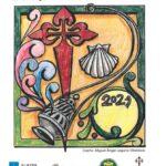 Certificado de la Comisión Gestora de Entidades Alfombristas del Camino de Santiago
