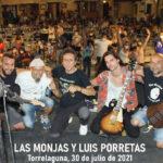 Las Monjas y Luis Porretas en Torrelaguna – 30 de julio