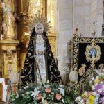Desde Participación Ciudadana compartimos imágenes de la Ofrenda Floral a la Virgen de la Soledad que se celebró ayer por la tarde