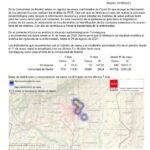 Informe epidemiológico a 31 de agosto en Torrelaguna