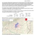 Informe epidemiológico a 7 de septiembre en Torrelaguna