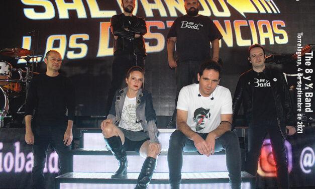 """The 8 y ½ Band"" en Torrelaguna – 4 de septiembre de 2021"