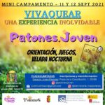 Actividades para jóvenes de la Sierra Norte, fin de semana 11 de septiembre