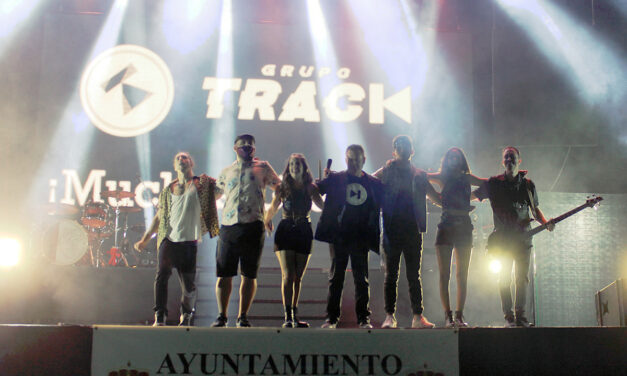 """Grupo TRACK"" en Torrelaguna – 3 de septiembre de 2021"