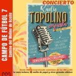Radio Topolino Orquesta en concierto – Domingo, 5 de septiembre