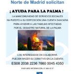 Ayuda a los vecin@s de la Isla de La Palma