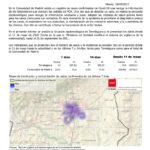 Situación epidemiológica en Torrelaguna a 28 de septiembre