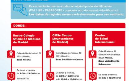Vacunación Covid sin cita para aquellos colectivos que tienen dificultades para acceder a la vacuna