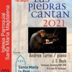 Concierto de piano en la Iglesia Santa María Magdalena de Torrelaguna