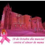 Hoy 19 de octubre es el Día Mundial de Lucha contra el cáncer de mama, que actualmente es el tumor detectado en mujeres más frecuente