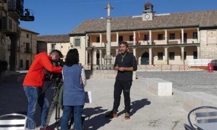 Telemadrid descubre el Camino de Mendocino más torrelagunense