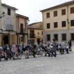 Visita guiada a los residentes del Centro de Mayores de Torrelaguna