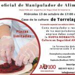 Curso oficial de manipulador de alimentos